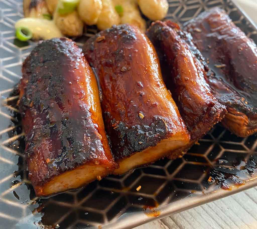 Vegan Smokey King Short Ribs